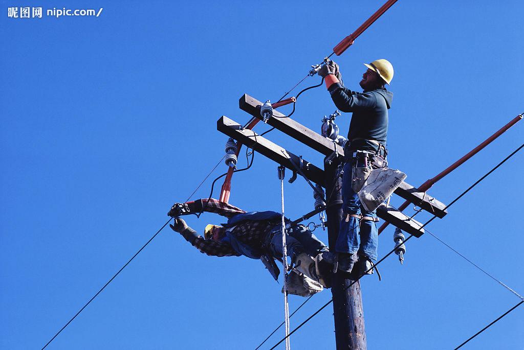 电力职工更需要劳保用品保护职业健康