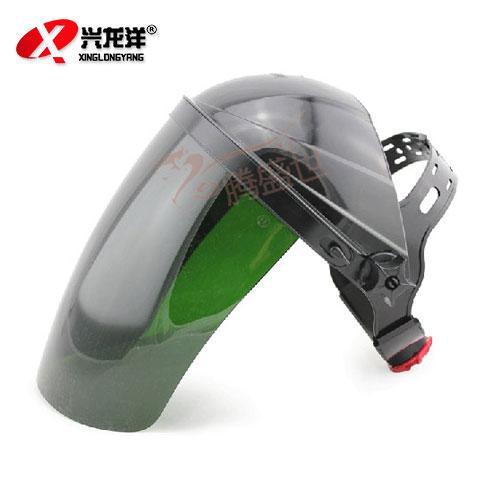 PC有机玻璃防护面罩 电焊面屏MB102