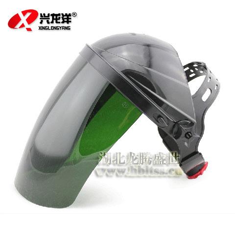 头戴式电焊面罩防护 焊工焊接焊帽氩弧焊面屏面具眼镜气保焊 烧焊MB114