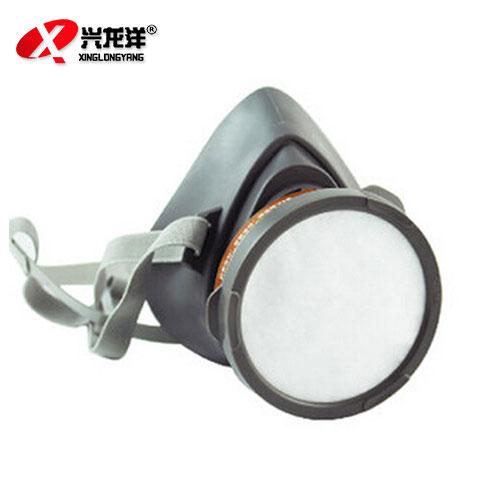 3M 3200面具 防甲醛面罩 防毒面具口罩HX151
