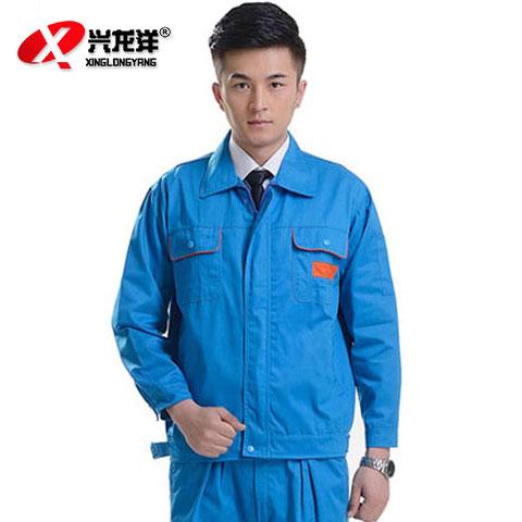 加油站工作服 防静电工作服 套装 男 电工劳保服工程服工衣GZF427