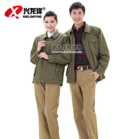 时尚男女工作装GZF572
