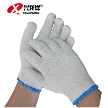 LTSS 纯棉纱线手套劳保手套防护手套耐磨纱线手套ST255