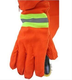 消防防护隔热耐高温手套消防装备 阻燃防火 加厚防水透气