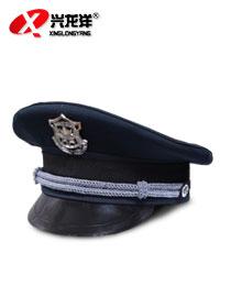 新式保安帽 2016保安帽 正品带帽徽 保安帽批发BAM012