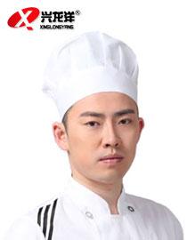 酒店 酒吧 餐馆厨师工作帽厨师帽 蘑菇帽GZM007