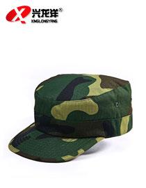 兴龙洋新款秋季工作服帽子迷彩工作帽GZM006