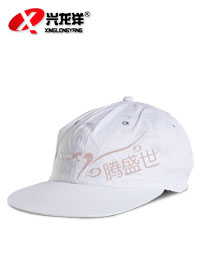 白色工作帽车间工作帽GZM020