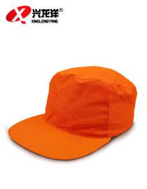 劳保清洁工人反光环卫帽物业保洁帽批发环卫帽HWM050