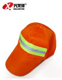 订做反光环卫道路施工 工作安全帽GZM024