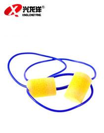 3M 311-1101 圆柱型|带线|耳塞|隔音耳塞-3m正品EZ080