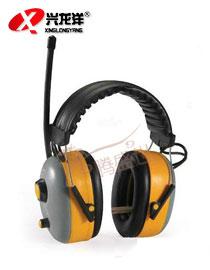 羿科无线电通讯耳罩电子耳罩EZ066