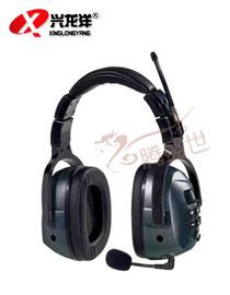 代尔塔 103013多功能电子耳罩EZ065