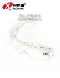 LTSS 新款防护眼镜 白色大宽架眼镜防护眼镜MB094