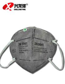 3m正品3M9041/9042活性炭口罩HX156