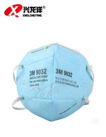 3m9032 kn90防护口罩HX153