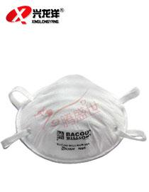 霍尼韦尔H801防雾霾防流感N95口罩 防病毒防PM2.5口罩HX142