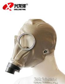 防毒面具 防有毒气体一氧化碳液氨化工业用简易全面罩HX165