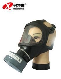 唐人TF6D过滤式防毒面罩HX131
