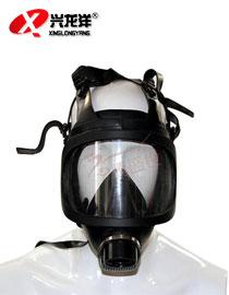 大视野防护全面具口罩防毒面具防尘全面具HX127
