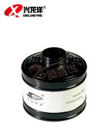 思创LDG滤毒罐13457 高效圆形虑毒罐HX130