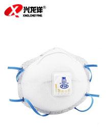 3M防氯气有毒气体防酸性化学物口罩HX148