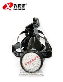 正品上海地球牌单罐防毒口罩2001型 防工农业有害气体油漆专用HX175