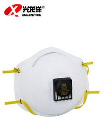 3M 8515 经济型焊接金属烟臭氧防护口罩HX147