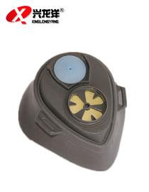 ·3M3200防尘半面具防毒面具喷漆防毒面罩HX180