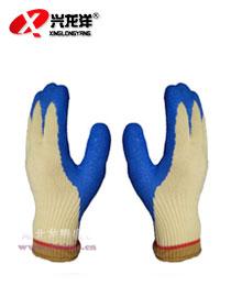 防割浸胶手套ST327