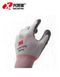 3M手套舒适劳保防滑耐磨手套ST270