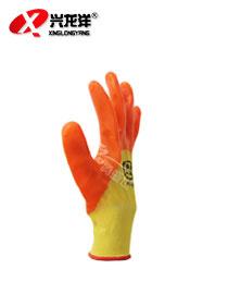 pvc防酸碱手套 劳保手套 防油 防水 防滑手套ST264