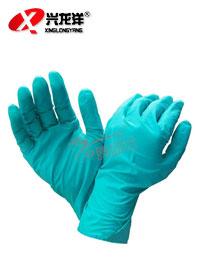 安思尔ANSELL 92-600丁腈无粉尘橡胶手套 防油耐磨防滑劳保手套ST272