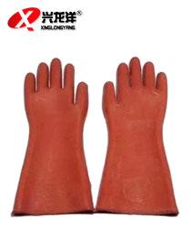 12KV绝缘手套劳保手套电力抢修手套防护手套ST337