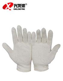 棉纱劳保手套 工作防护线手套 劳保手套ST183