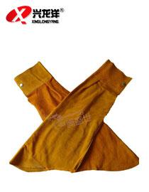 牛皮焊工袖套 电焊皮袖套 烧焊专用 全皮焊接 劳保袖套ST219