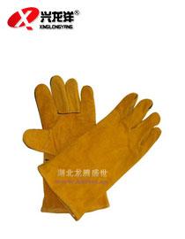 棉里电焊手套,双层内衬ST330