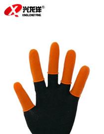 防静电指套\乳胶手指套\橡胶手指套FJD876