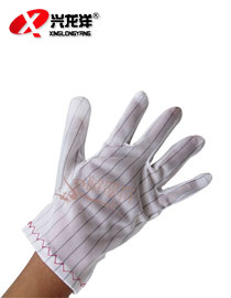 专业生产防静电手套FJD874