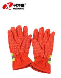 新式消防防护隔热耐高温手套消防装备阻燃防火加厚防水透气XF897