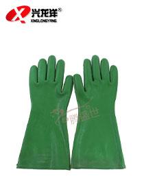 橡胶耐酸碱手套ST237