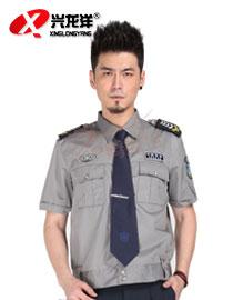 定做保安服衬衣工作服夏制服GZF502