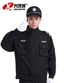 老式保安作训服特训服 保安服春秋套装 保安服长袖 保安服装训练服GZF448