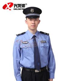 专业订做各种保安服装套装GZF496