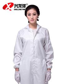 防静电连体服 防尘服 无尘服 防护服 洁净服 净化服 连体衣GZF410