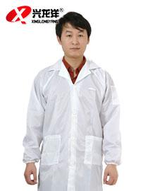 夏季电子厂 防静电男女工作服GZF531