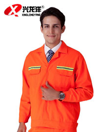 环卫工作服保洁服反光条工作服道路施工安全服GZF391