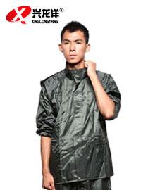 分体雨衣雨裤套装男士防水工作服GZF399