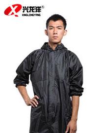 防尘防水连体工作服防护服劳保防尘防雨服雨衣GZF400