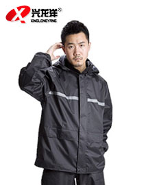 时尚男女分体雨衣雨裤套装摩托车电动车通用防水衣GZF401